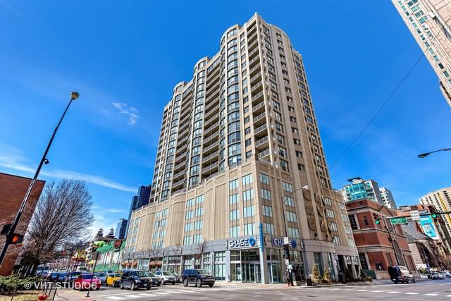 600 N Dearborn Street #1908, Chicago, IL 60654 (MLS #10419371) :: Property Consultants Realty