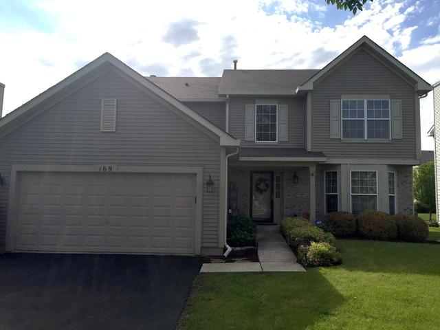 169 N Orchard Drive, Bolingbrook, IL 60440 (MLS #10419388) :: The Wexler Group at Keller Williams Preferred Realty