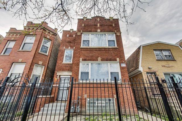 4852 W Rice Street, Chicago, IL 60651 (MLS #10419410) :: Touchstone Group