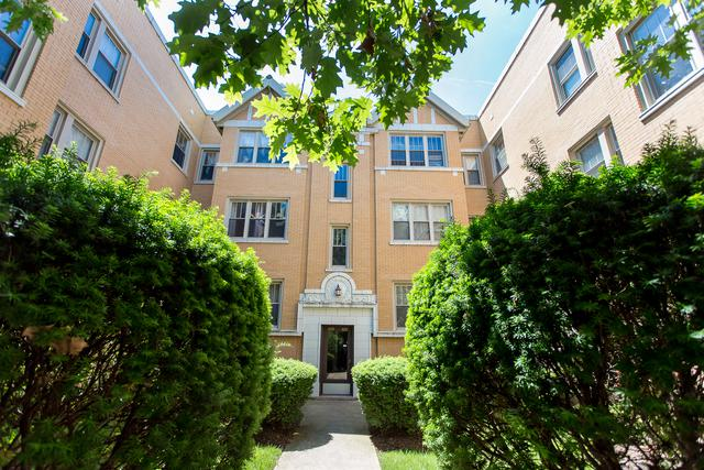 3135 W Palmer Boulevard #2, Chicago, IL 60647 (MLS #10419414) :: Property Consultants Realty