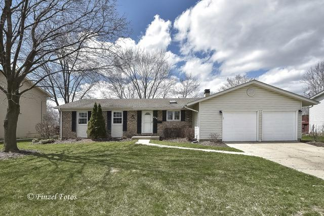 456 N Winston Drive, Palatine, IL 60074 (MLS #10419427) :: The Jacobs Group