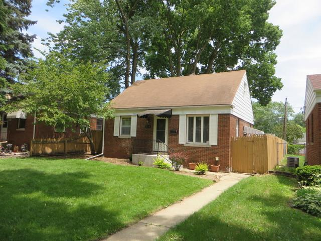 124 Earl Avenue, Joliet, IL 60436 (MLS #10419437) :: The Wexler Group at Keller Williams Preferred Realty