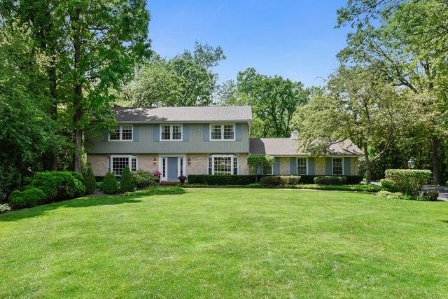 1420 S West Fork Drive, Lake Forest, IL 60045 (MLS #10419486) :: The Spaniak Team