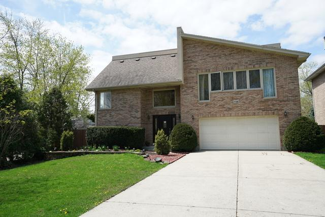638 N Franklin Avenue, Palatine, IL 60067 (MLS #10419657) :: The Jacobs Group