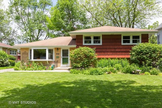 434 Sherman Street, Downers Grove, IL 60515 (MLS #10419687) :: The Wexler Group at Keller Williams Preferred Realty
