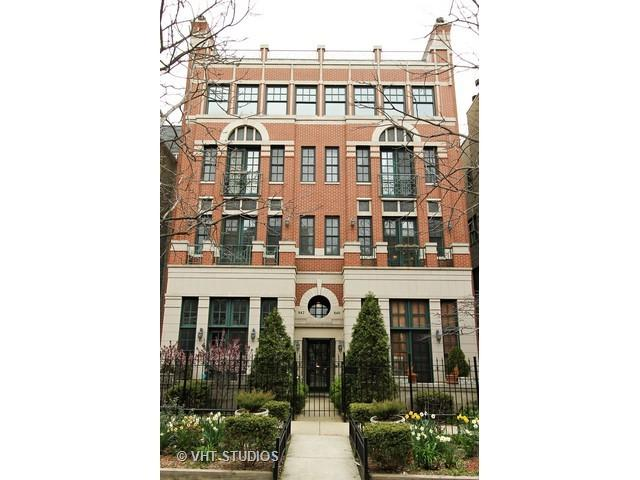 840 W Buckingham Place #4, Chicago, IL 60657 (MLS #10419735) :: Property Consultants Realty