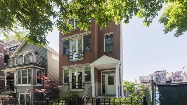 1221 W School Street #3, Chicago, IL 60657 (MLS #10419737) :: Property Consultants Realty