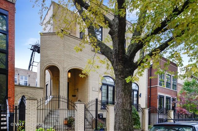1936 N Wilmot Avenue, Chicago, IL 60647 (MLS #10419758) :: Baz Realty Network | Keller Williams Elite