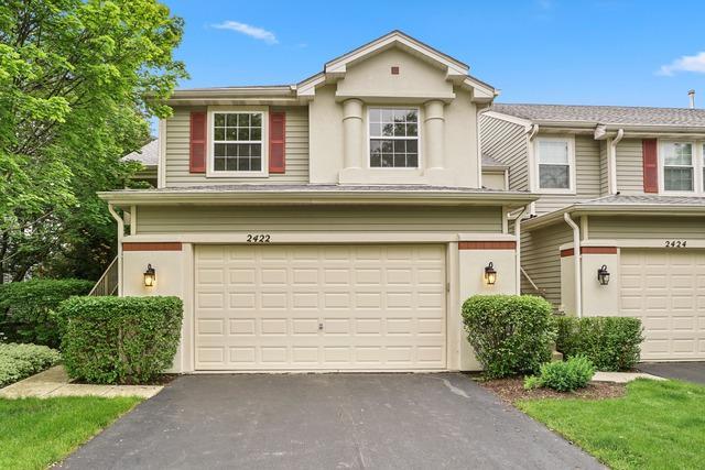 2422 Madiera Lane, Buffalo Grove, IL 60089 (MLS #10419782) :: Helen Oliveri Real Estate