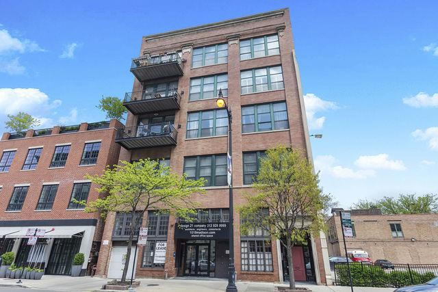1016 W Madison Street 4N, Chicago, IL 60607 (MLS #10419793) :: Property Consultants Realty