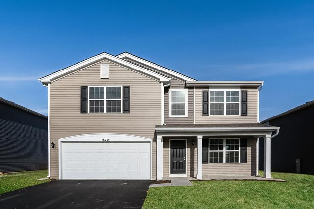 491 S Stone Bluff Drive, Romeoville, IL 60446 (MLS #10419813) :: Angela Walker Homes Real Estate Group