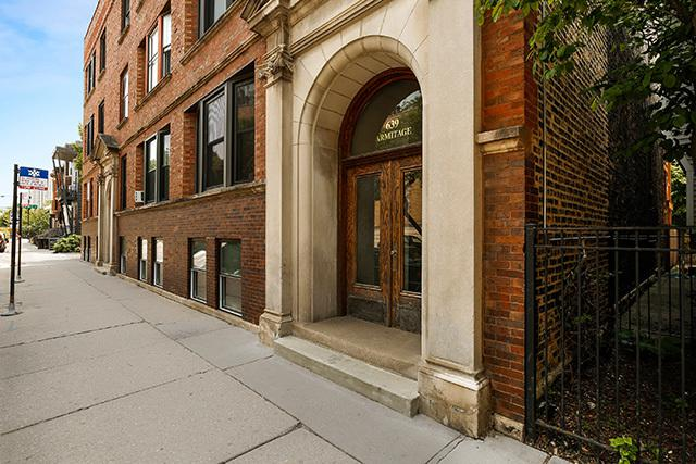 639 W Armitage Avenue #1, Chicago, IL 60614 (MLS #10419814) :: Property Consultants Realty