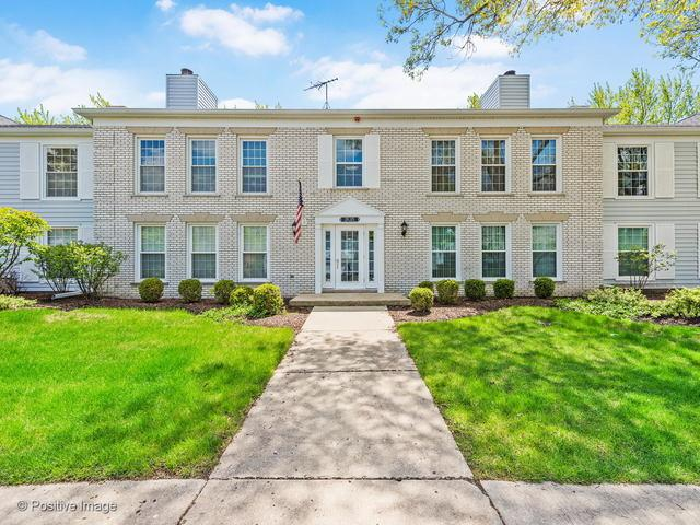1170 Spring Garden Circle #70, Naperville, IL 60563 (MLS #10419825) :: The Wexler Group at Keller Williams Preferred Realty
