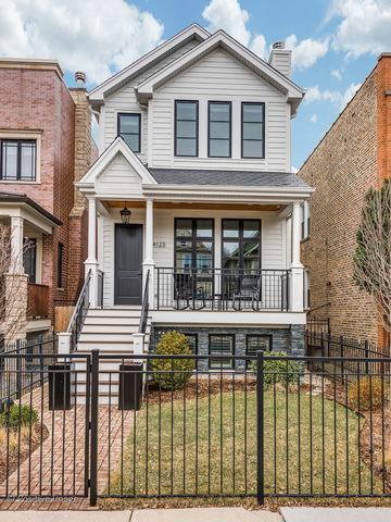4123 N Oakley Avenue, Chicago, IL 60618 (MLS #10419844) :: Touchstone Group