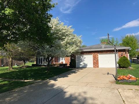14045 S Oak Ridge Drive, Homer Glen, IL 60491 (MLS #10419864) :: The Wexler Group at Keller Williams Preferred Realty