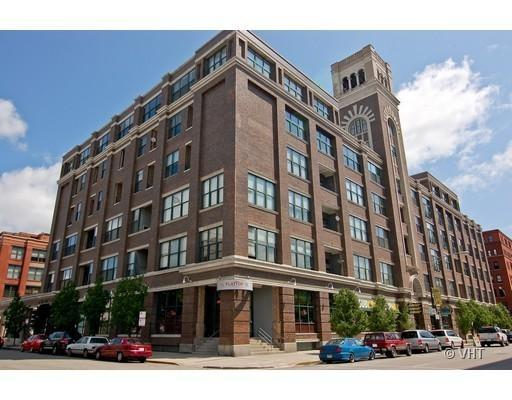 1000 W Washington Boulevard #501, Chicago, IL 60607 (MLS #10419870) :: Property Consultants Realty