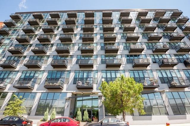 1224 W Van Buren Street #603, Chicago, IL 60607 (MLS #10419887) :: Property Consultants Realty