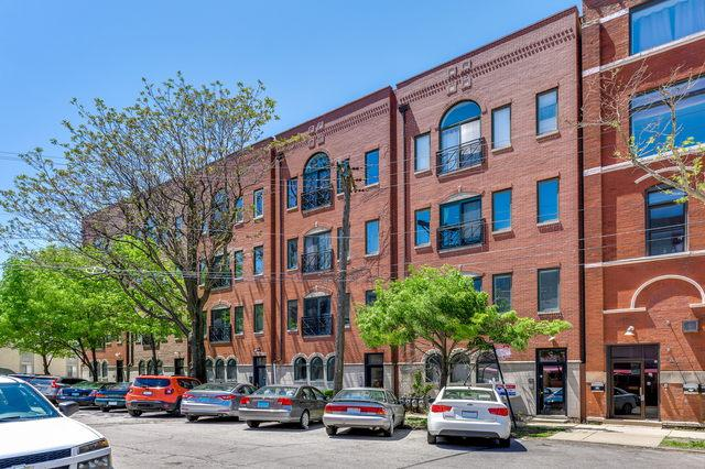 426 N Noble Street #4, Chicago, IL 60642 (MLS #10419893) :: Property Consultants Realty