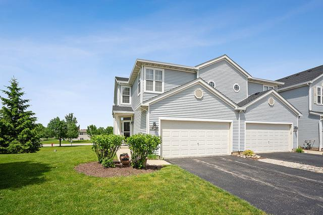 1020 Montego Bay Court, Romeoville, IL 60446 (MLS #10419897) :: Janet Jurich Realty Group