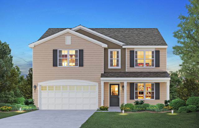 443 S Stone Bluff Drive, Romeoville, IL 60446 (MLS #10419902) :: Angela Walker Homes Real Estate Group