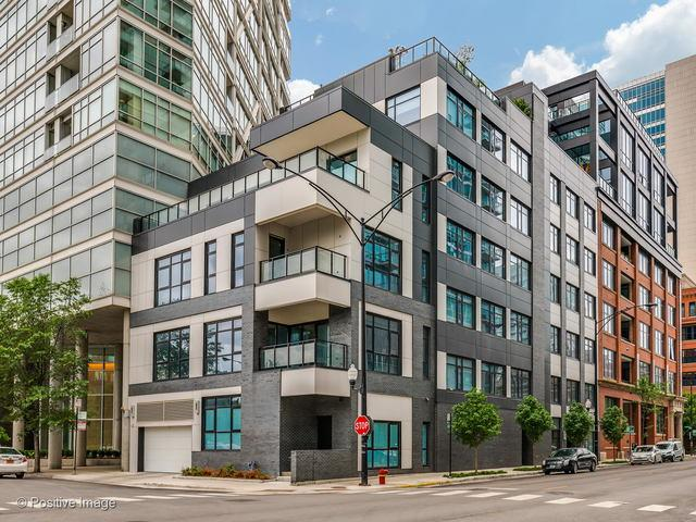 668 N Kingsbury Street #506, Chicago, IL 60654 (MLS #10419936) :: Property Consultants Realty