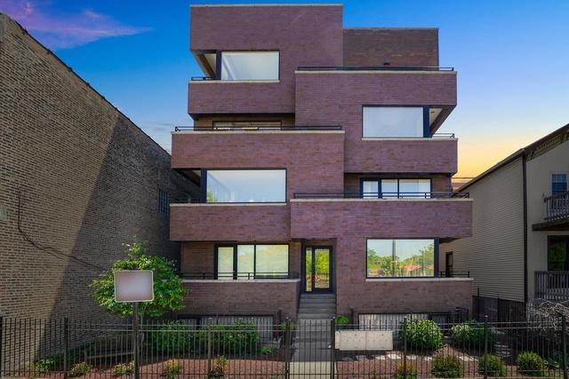 1445 W Grand Avenue 4W, Chicago, IL 60642 (MLS #10419967) :: Property Consultants Realty