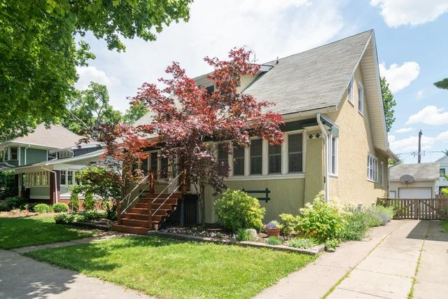 808 Wisconsin Avenue, Oak Park, IL 60304 (MLS #10419976) :: The Mattz Mega Group