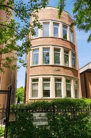 1320 N Cleveland Avenue #3, Chicago, IL 60610 (MLS #10419984) :: The Perotti Group | Compass Real Estate