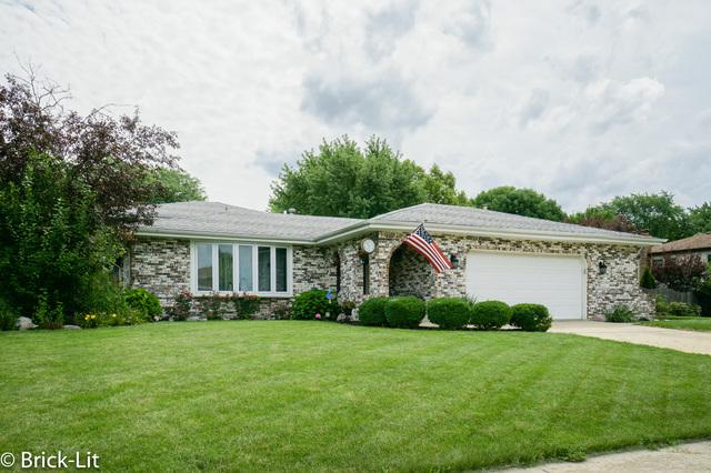 605 Vail Drive, Frankfort, IL 60423 (MLS #10419998) :: The Wexler Group at Keller Williams Preferred Realty