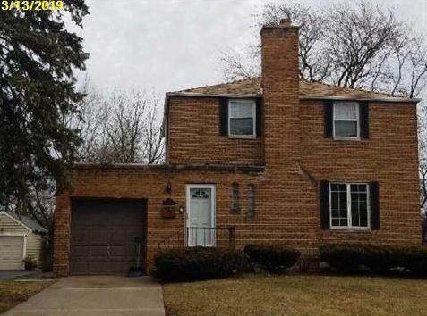1139 Douglas Avenue, Flossmoor, IL 60422 (MLS #10420029) :: The Wexler Group at Keller Williams Preferred Realty