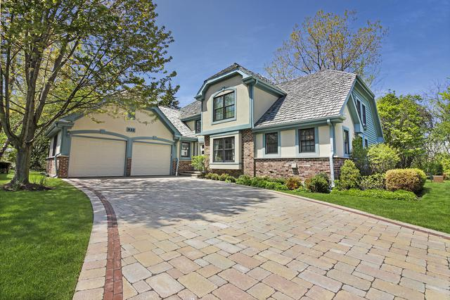 632 Academy Woods Drive, Lake Forest, IL 60045 (MLS #10420114) :: The Spaniak Team