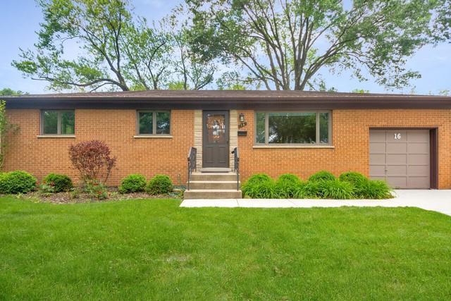 16 Audrey Lane, Mount Prospect, IL 60056 (MLS #10420150) :: Helen Oliveri Real Estate