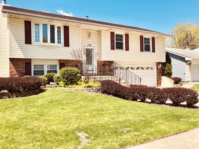 720 Macarthur Drive, Buffalo Grove, IL 60089 (MLS #10420224) :: Helen Oliveri Real Estate