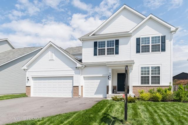 1544 Bayou Path Drive, Naperville, IL 60563 (MLS #10420239) :: The Wexler Group at Keller Williams Preferred Realty