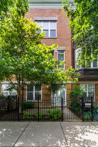 2475 W Montrose Avenue, Chicago, IL 60618 (MLS #10420278) :: Touchstone Group
