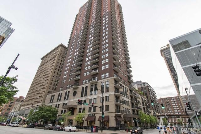 41 E 8th Street #3006, Chicago, IL 60605 (MLS #10420315) :: Ryan Dallas Real Estate