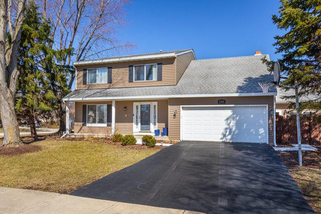 1345 Greenfield Court, Naperville, IL 60564 (MLS #10420331) :: Berkshire Hathaway HomeServices Snyder Real Estate