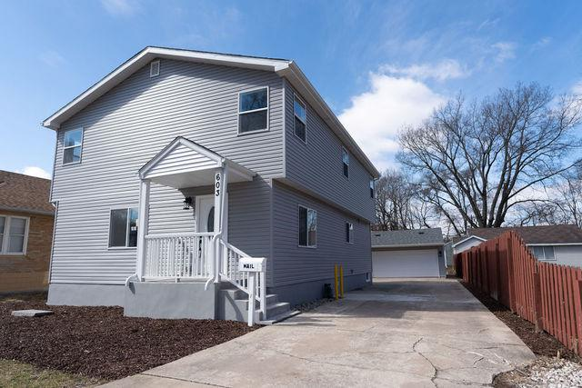 603 Kiep Street, Joliet, IL 60436 (MLS #10420340) :: The Wexler Group at Keller Williams Preferred Realty