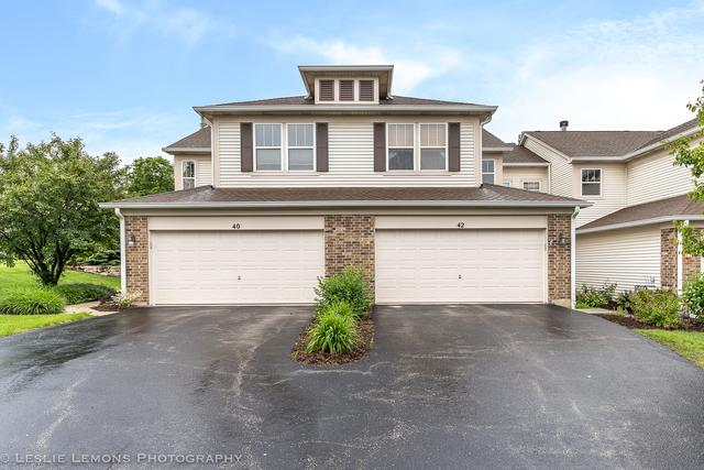 42 Tanglewood Drive #0, Glen Ellyn, IL 60137 (MLS #10420354) :: Angela Walker Homes Real Estate Group