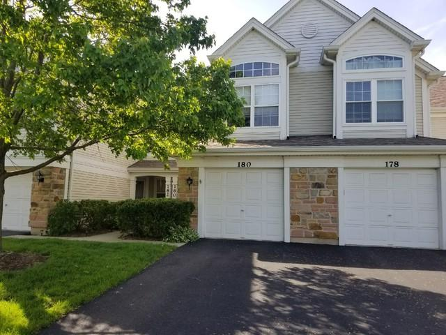 180 Concord Lane, Carol Stream, IL 60188 (MLS #10420427) :: John Lyons Real Estate