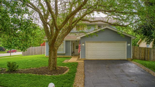 1468 Bangor Lane, Aurora, IL 60504 (MLS #10420464) :: Touchstone Group