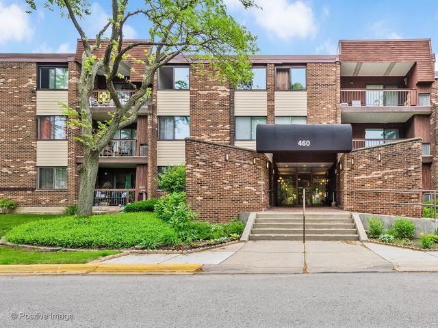 460 Raintree Court 1P, Glen Ellyn, IL 60137 (MLS #10420514) :: Touchstone Group
