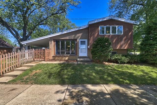 6 W Graham Avenue, Lombard, IL 60148 (MLS #10420519) :: Angela Walker Homes Real Estate Group