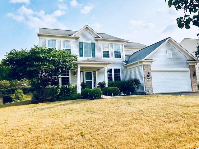 260 Foster Drive, Oswego, IL 60543 (MLS #10420521) :: O'Neil Property Group
