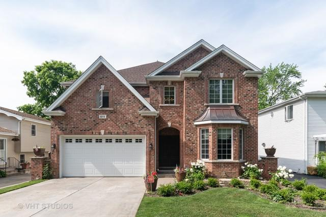 615 W Fay Avenue, Elmhurst, IL 60126 (MLS #10420537) :: Angela Walker Homes Real Estate Group