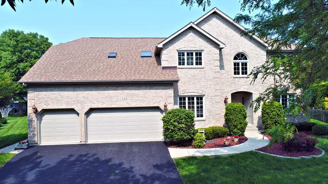 519 Mayfair Lane, Naperville, IL 60565 (MLS #10420548) :: Berkshire Hathaway HomeServices Snyder Real Estate