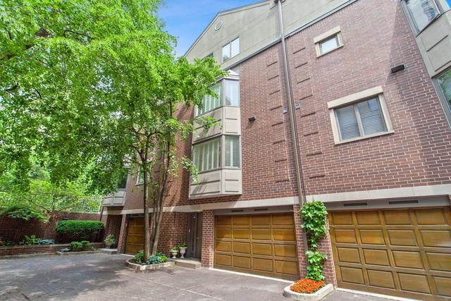 55 W Goethe Street #1252, Chicago, IL 60610 (MLS #10420566) :: The Perotti Group | Compass Real Estate