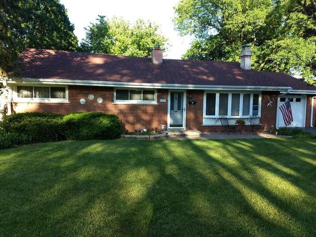 203 Hill Avenue, North Aurora, IL 60542 (MLS #10420576) :: Berkshire Hathaway HomeServices Snyder Real Estate