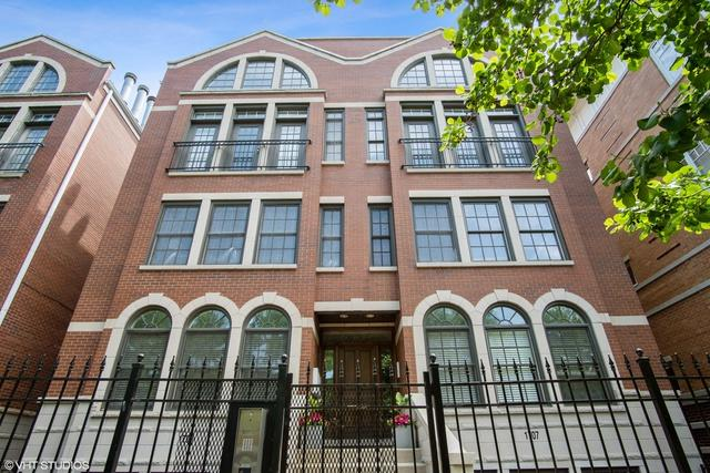 1707 N Larrabee Street 3S, Chicago, IL 60614 (MLS #10420608) :: The Perotti Group | Compass Real Estate