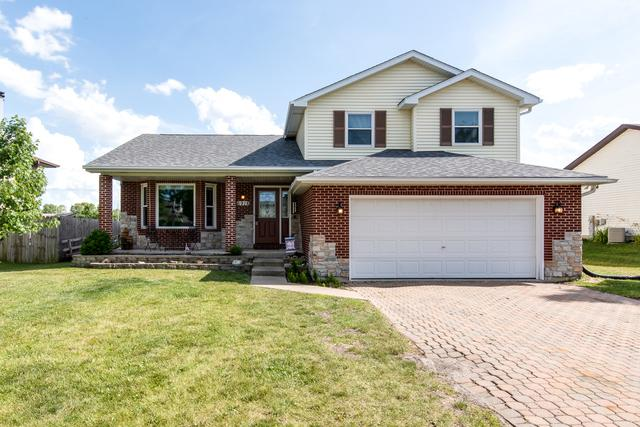 6918 Manchester Drive, Plainfield, IL 60586 (MLS #10420671) :: Berkshire Hathaway HomeServices Snyder Real Estate